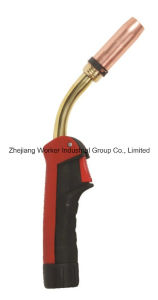 European Binzel Style MB-401d MIG Welding Torch pictures & photos