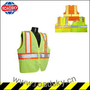Road Work LED Reflective Safety Roadway Clothes for Police Men pictures & photos