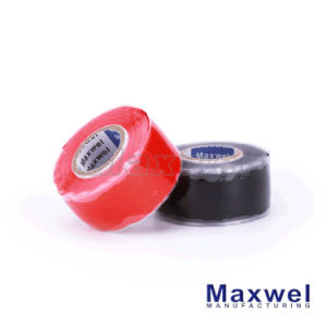 Self Fusing Silicone Electrical Rubber Tape pictures & photos