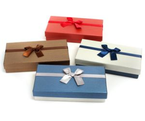 Corporate Cosmetic Packaging Gift Paper Box pictures & photos