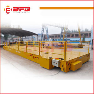 Remote Control Rail Handling Trolley with Customized Power Supply (KPC-25T) pictures & photos