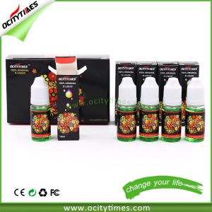 OEM Welcome 5ml/10ml/20ml/30ml/50ml E Liquid Best Taste E Cig Juice pictures & photos