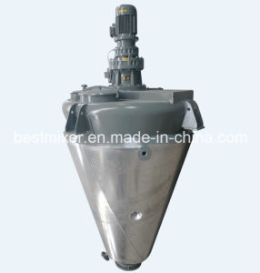 Industrial Dye Screw Mixer pictures & photos