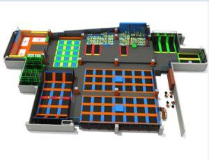 Sky Zone Indoor Trampoline Park for Sale, 9*8 Indoor Trampoline Park Design pictures & photos