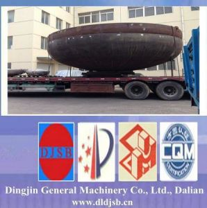 Elliptical Dish Head for Storage Tank pictures & photos