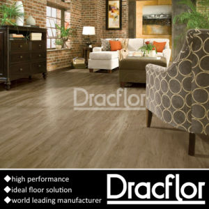 2mm Thick PVC Flooring Plank with Wood Pattern (P-7071) pictures & photos