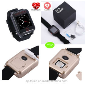 IP67 Waterproof GPS Watch Tracker with Heart Rate and Blood Pressure pictures & photos