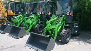 Zl10 Agricultural Machinery Farm Tractor with Grass Cutter pictures & photos