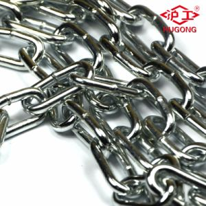 Grade 80 Hard Guaranted 100% Iron Long Link Chain pictures & photos