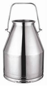 Stainless Steel Milk Bucket for Dairy Industry pictures & photos
