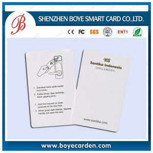 T5577 Lf Frequency RFID Proximity ID Card for Hotel Key pictures & photos