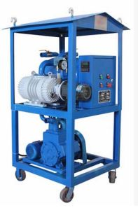 Mobile Double-Stage Vacuum Pump System pictures & photos
