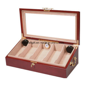 Bar-Top Wooden Display Humidor (75-100 Cigars) pictures & photos