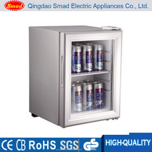 68L Counter Top Mini Beverage Display Cooler Showcase pictures & photos