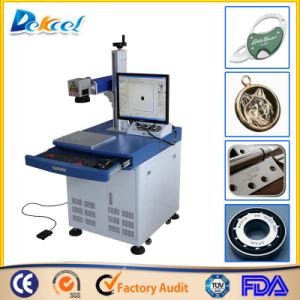 20W Logo/Production Date/Serial Number Fiber Laser Marking Machine pictures & photos