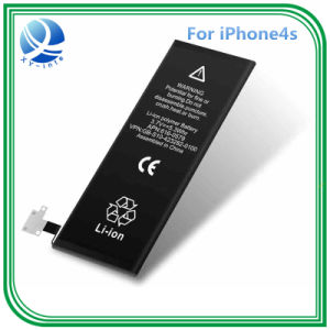 3.7V Lithium Polymer Mobile Phone Batteries for Apple iPhone 4S pictures & photos