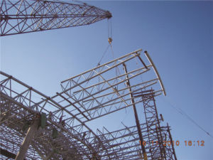 Steel Space Truss Structure for Stadium pictures & photos
