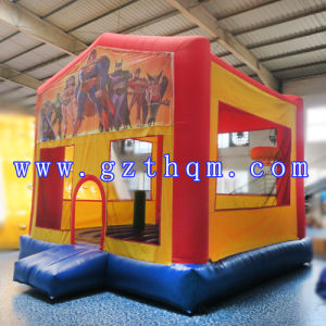 Commercial Durable Inflatable Bounce House/Jumping Bouncy Castle Custom Color pictures & photos