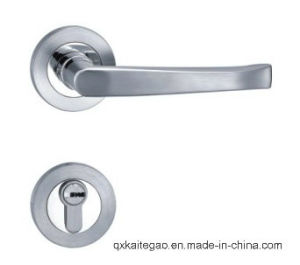 (SD-019) SUS304 Stainless Steel High Quality Safe Modern Level Handle pictures & photos