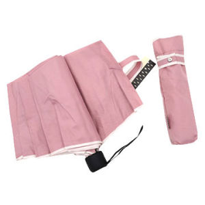 21′′*8k, Pink Japan Folding Umbrella with High Quality Rainy (BR-ST-160) pictures & photos