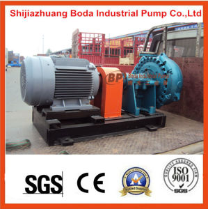 Single-Stage Pump Structure and Electric Power Centrifugal Sand Pumps pictures & photos