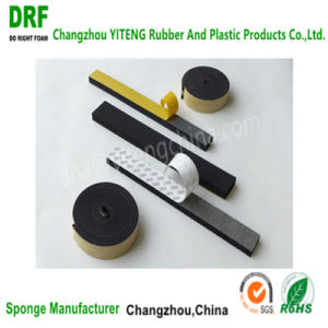Wholesale Fireproof Closed Cell NBR Cr EPDM SBR PVC Foam Rubber Seal Strip pictures & photos