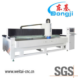 Horizontal CNC 3-Axis Glass Beveling Machine for Glass Furniture pictures & photos
