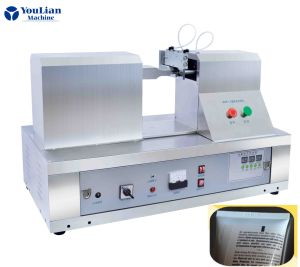 Manual Plastic Tube Sealing Machine/Ultrasonic Plastic Tube Sealing Machine/Manual Tube Sealer pictures & photos