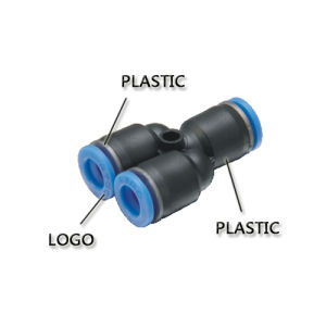 Pneumatic Fitting with The Lowest Price/ (PY 8) pictures & photos