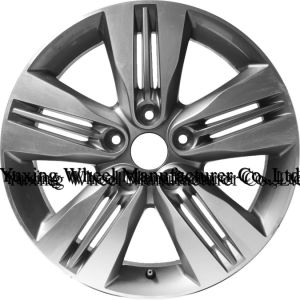 17 Inch Replica Alloy Wheel Car Rims Auto Parts for Hyundai pictures & photos