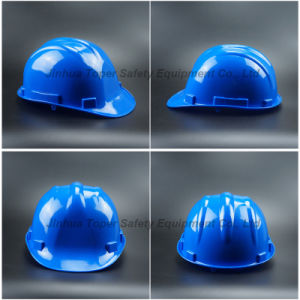 Building Material ANSI Z89.1 Safety Helmet HDPE Hard Hat (SH502) pictures & photos