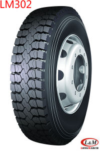 Long March Drive Position off Road Service Radial Truck Tire (LM302) pictures & photos