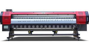 3.2m 1440dpi Large Format Digital Flex Printing Machine Mt-3207de Eco Solvent Printer pictures & photos