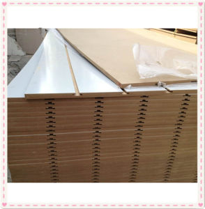 15mm Slatwall MDF 18mm Slot MDF Board Groove MDF pictures & photos