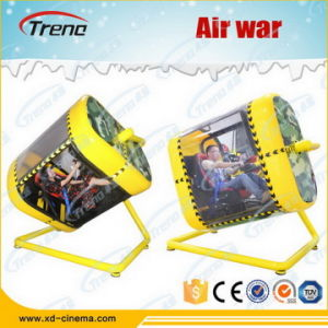 Playground Equipment Flight Simulator Arcade Machine Factory Sell Direct pictures & photos