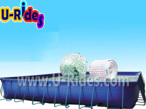 Inflatable Frame Pool for Water Park pictures & photos