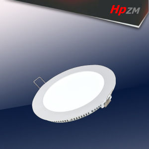 6W Round LED Panel Light LED Panel pictures & photos