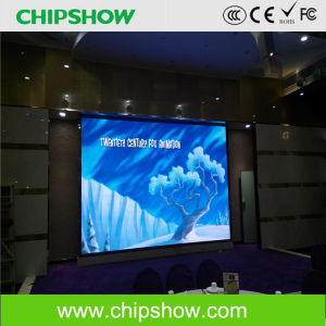 Chipshow P3.91 LED Indoor Display Screen LED Wall Rental pictures & photos
