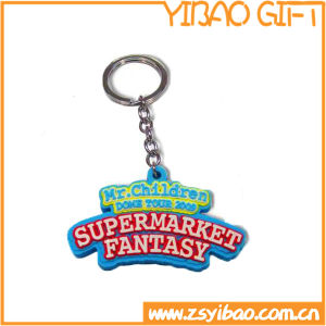 Advertising Gifts PVC Keyholder with Custom Logo (YB-K-040) pictures & photos
