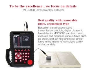 Flaw Detector/Ultrasonic Flaw Detector pictures & photos