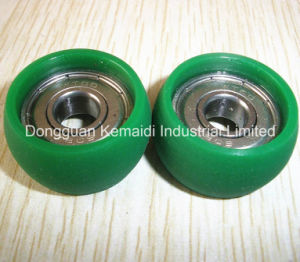 608zz Urethane Coated Bearing with Arc