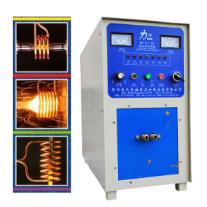 IGBT Environmental Metal Forging Machine Induction Heater for Sale pictures & photos