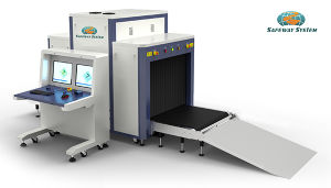 X Ray Luggage Scanner Security Machine - FDA & Ce Compliant pictures & photos