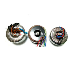 Toroidal Iron Core Power Transformer for Audio (XP-TR-1618) pictures & photos