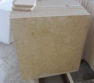 Sunny Beige Marble, Marble Tiles and Marble Slabs pictures & photos