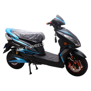 1000W Hot Sale Electric Motorcycle with Brushless Motor (EM-018) pictures & photos