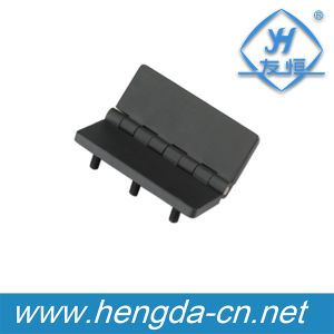 Yh9324 Regular Hinge / Black Color Zinc Alloy Concealed Hinge pictures & photos