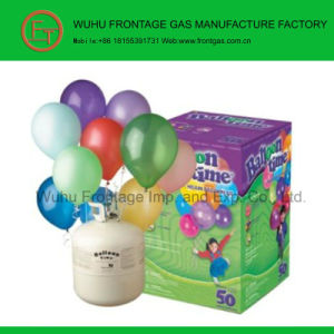 Helium Gas Tank with Balloons pictures & photos