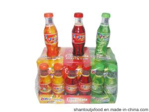 Little Cola Bottle Shape Bubble Gum Candy pictures & photos