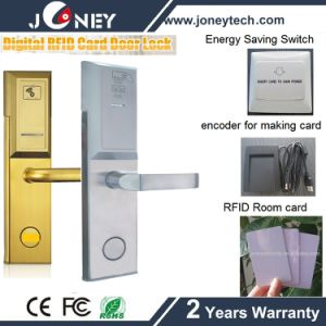 RFID Hotel Key Card Door Lock System with Management Software pictures & photos